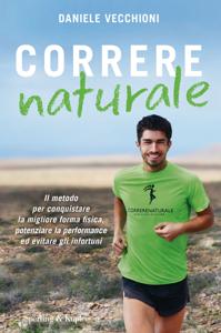 Correre naturale Copertina del libro