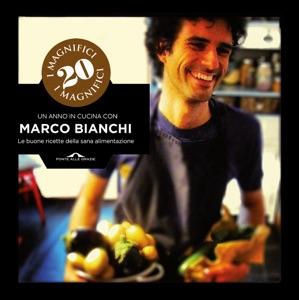 Un anno in cucina con Marco Bianchi Book Cover