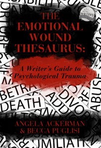 The Emotional Wound Thesaurus: A Writer's Guide to Psychological Trauma Cover Book