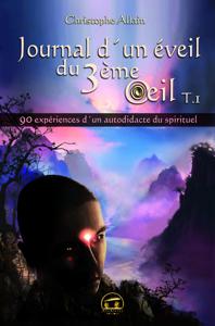 Journal d'un éveil du troisième oeil T1 La couverture du livre martien