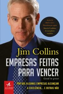 Empresas feitas para vencer Book Cover