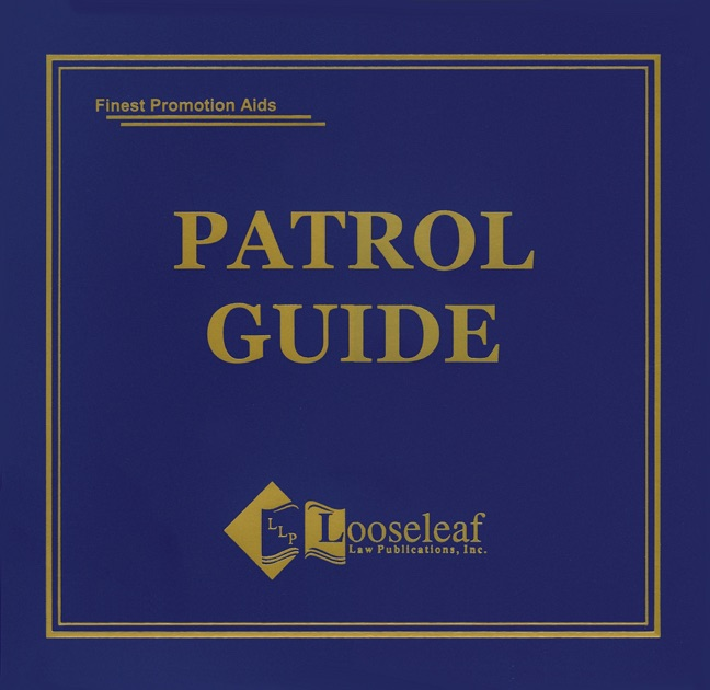 nypd patrol guide july 2017 edition by new york city police rh itunes apple com nypd administrative guide 2017 nypd administrative guide online