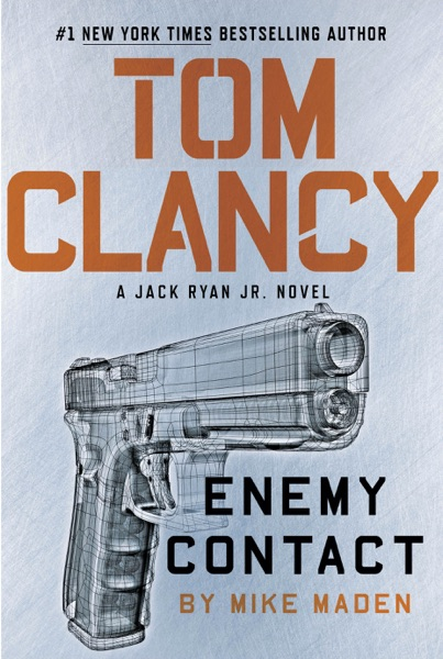 Tom Clancy Enemy Contact - Mike Maden book cover