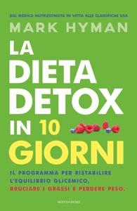 La dieta detox in 10 giorni Book Cover