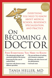 On Becoming a Doctor book