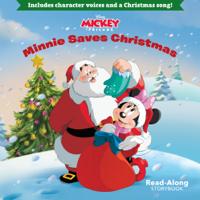 Disney Books - Minnie Saves Christmas artwork