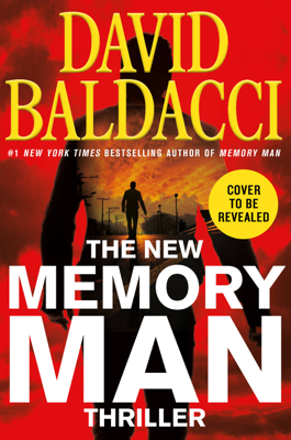 New Memory Man Thriller - David Baldacci book