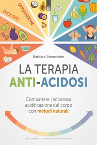 La terapia anti-acidosi Copertina del libro