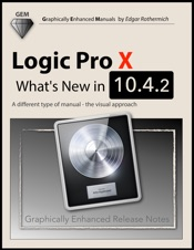 Logic Pro X - What's New In 10.4.2