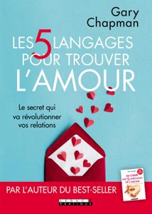 Les 5 langages pour trouver l'amour La couverture du livre martien