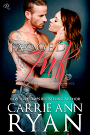 Jagged Ink - Carrie Ann Ryan book summary