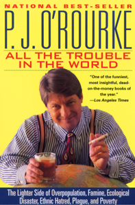 All the Trouble in the World Book Cover