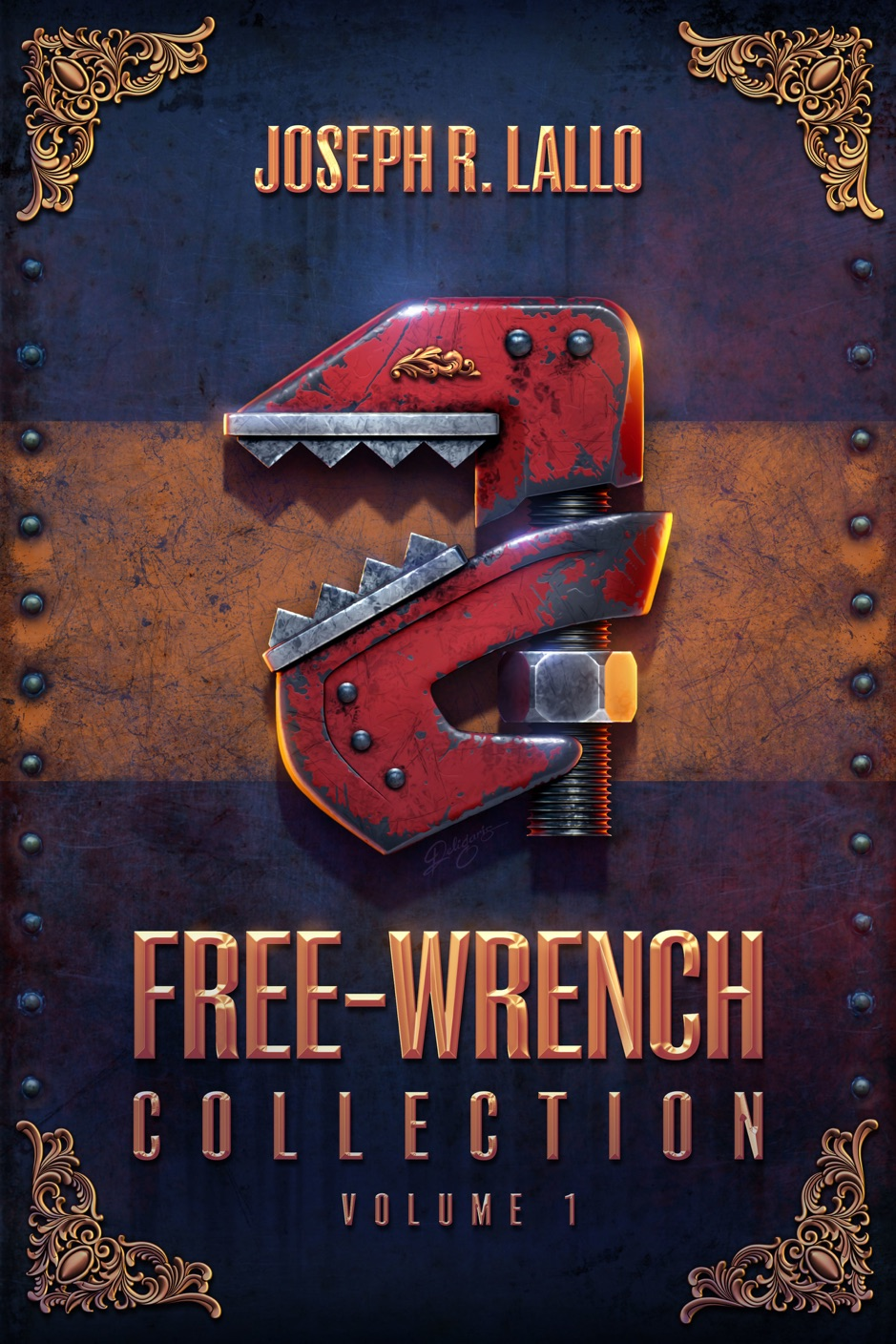 ‎Free-Wrench Collection: Volume 1