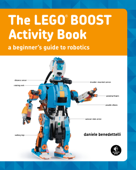 The LEGO BOOST Activity Book