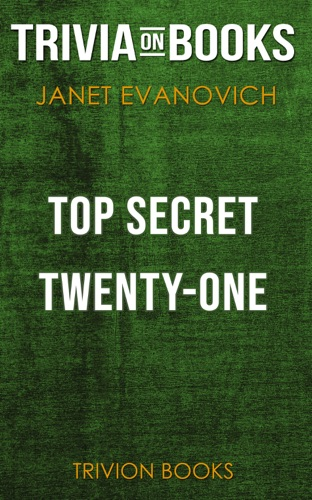 Trivia-On-Books - Top Secret Twenty-One: A Stephanie Plum Novel by Janet Evanovich (Trivia-On-Books)