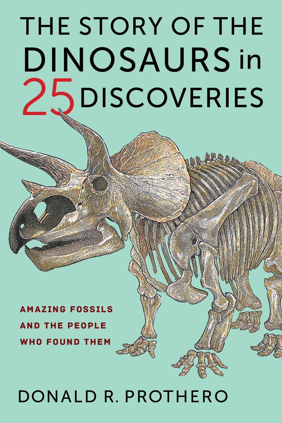 ‎The Story of the Dinosaurs in 25 Discoveries