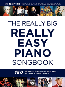 The Really Big Really Easy Piano Songbook Boekomslag