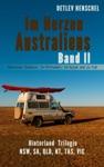 Im Herzen Australiens Band II Hinterland Trilogie