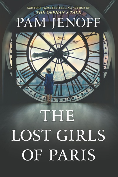The Lost Girls of Paris - Pam Jenoff book cover