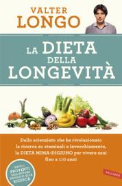 La dieta della longevità book