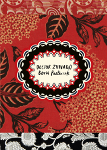 Doctor Zhivago (Vintage Classic Russians Series) Book Cover