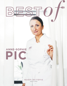 Best of Anne-Sophie Pic Libro Cover