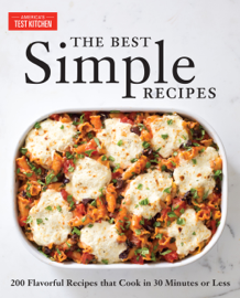The Best Simple Recipes book