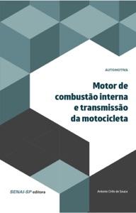 Motor de combustão interna e transmissão da motocicleta Book Cover