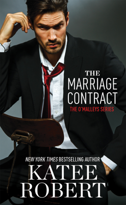 Katee Robert - The Marriage Contract book