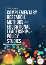 Complementary Research Methods For Educational Leadership And Policy Studies