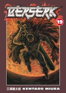 Berserk Volume 19 Book Cover
