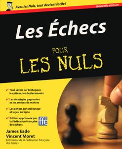 Les Echecs Pour les Nuls Couverture de livre