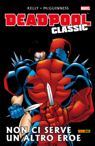 Deadpool Classic 3 Libro Cover