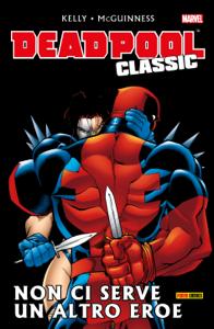 Deadpool Classic 3 Libro Cover