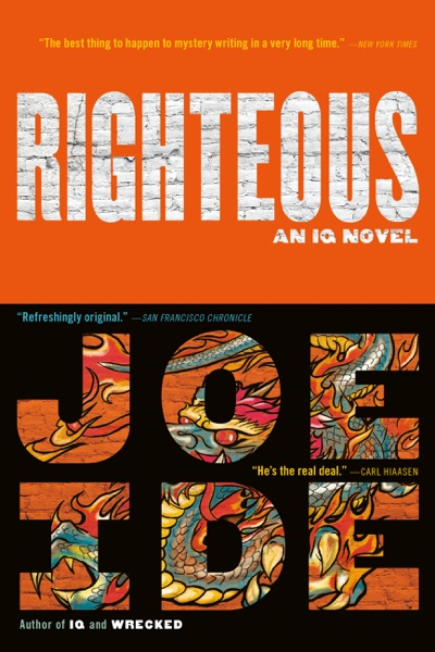 Righteous - Joe Ide book cover