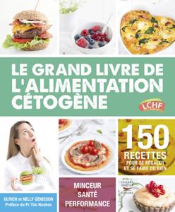 Le grand livre de l'alimentation cétogène La couverture du livre martien