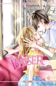 Un baiser à la vanille T06 La couverture du livre martien