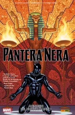 Pantera Nera 4 (Marvel Collection) pdf Download