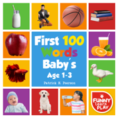 First 100 Words Baby's age 1-3
