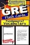 GRE Test Prep Essential Vocabulary 1 Review--Exambusters Flash Cards--Workbook 1 Of 6