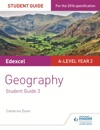 Edexcel A-level Year 2 Geography Student Guide 3 The Water Cycle And Water Insecurity The Carbon Cycle And Energy Security Superpowers