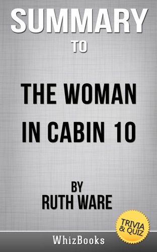 Whiz Books - The Woman in Cabin 10 by Ruth Ware (Trivia/Quiz Reads)