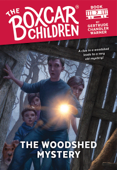 The Woodshed Mystery Book Cover
