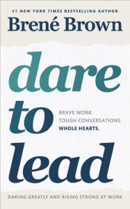 Dare to Lead Copertina del libro