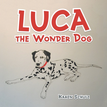 Luca the Wonder Dog