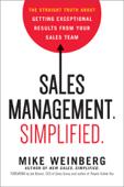 Sales Management. Simplified.