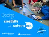 Coding + creativity with Sphero EDU