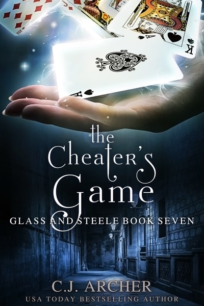 The Cheater's Game - C.J. Archer book cover