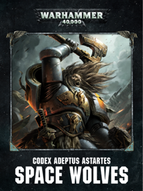 Codex: Space Wolves Enhanced Edition