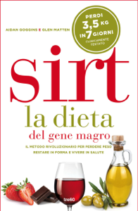 Sirt. La dieta del gene magro Copertina del libro